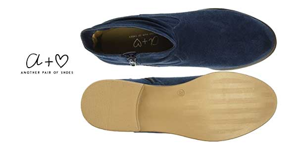 Botines Another Pair of Shoes Alicee1 para mujer baratísimos en Amazon