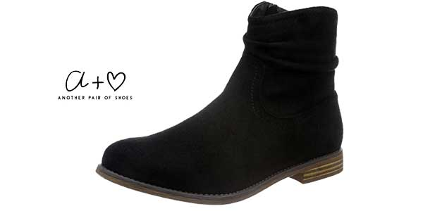 Botines Another Pair of Shoes Alicee1 para mujer baratos en Amazon