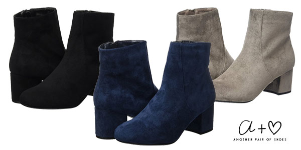 Botines Another Pair of Shoes Ambere1 para mujer chollo en Amazon