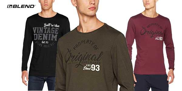 Camiseta Blend Original chollo en Amazon