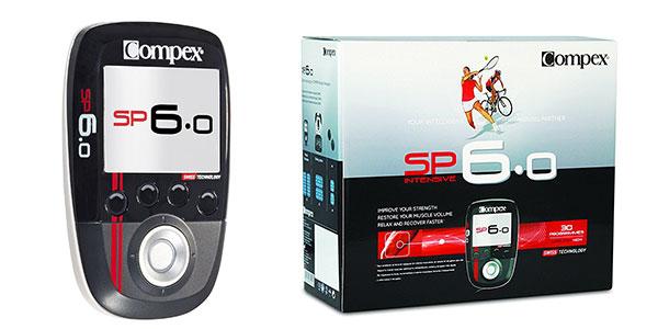 Electroestimulador Compex 6.0 al mejor precio