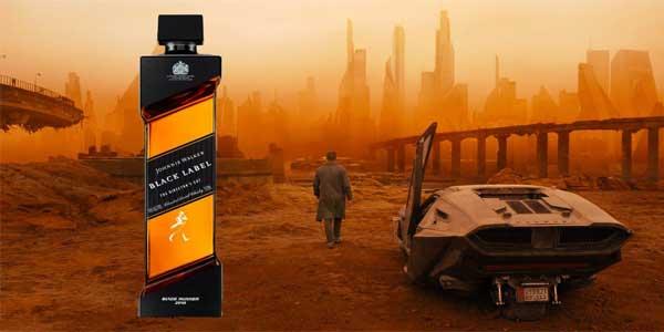 Johnnie Walker Blade Runner Director's Cut Edición Limitada - 700 ml chollo en Amazon