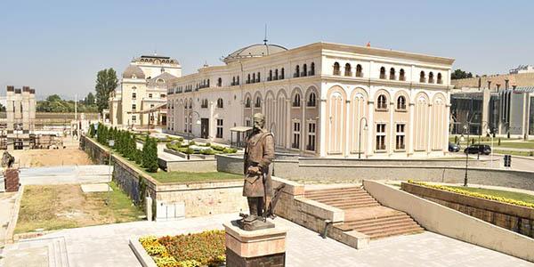 escapada a Skopje septiembre 2017