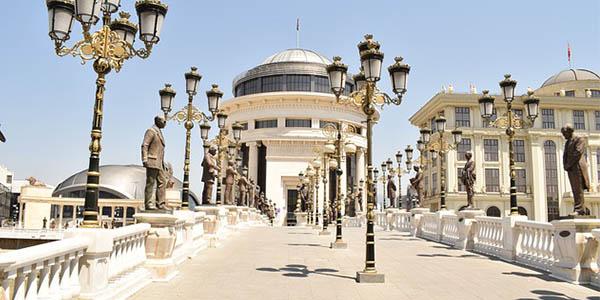 escapada a Skopje qué visitar