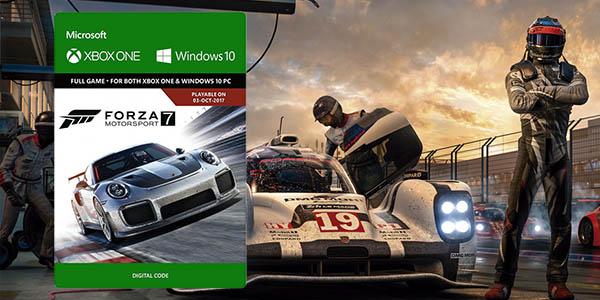 Forza Motorsport 7 para Xbox One, XOX y Windows 10