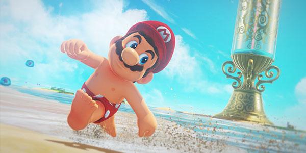 Guía Super Mario Odyssey Edición Coleccionista barata