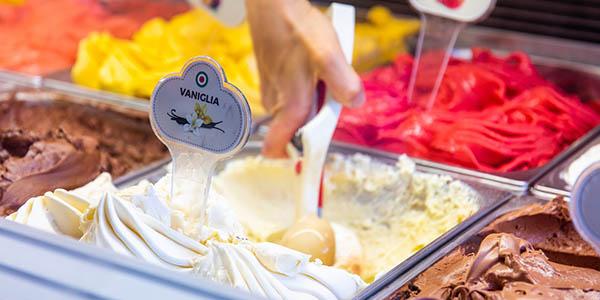 heladerías italianas de relación calidad-precio estupenda