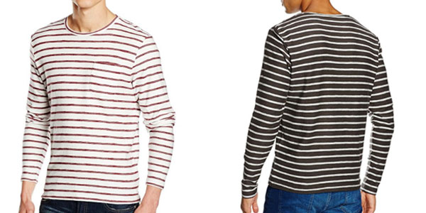 Suéter Jack & Jones Jortribeca Sweat Crew neck rebajado