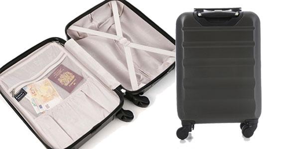 Juego de 2 maletas rígidas de cabina Aerolite baratas en Amazon