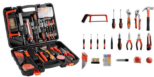 Maletín de herramientas Outad de 100 piezas barato