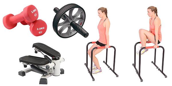 ofertas en productos fitness y deporte primeras marcas