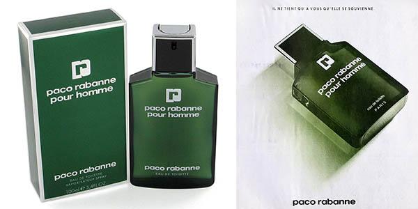 Paco Rabanne pour homme 100 ml vaporizador barato