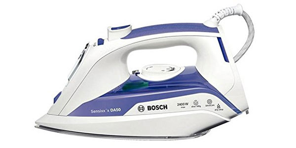 Plancha Bosch SEnsixx'x DA50 rebajada en Amazon