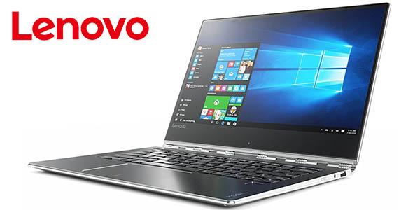"""Portátil Lenovo Yoga 910-13IKB de 13.9"""" UHD 4K"""