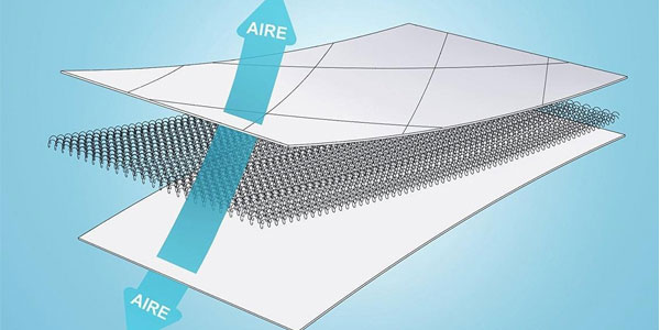 Relleno nórdico edredón de microfibra de 300 gr/m² en varias medidas chollazo en Amazon