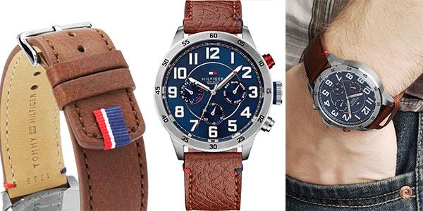 Fundación De acuerdo con Culo  Chollo Reloj Tommy Hilfiger Trent 1791066 para hombre por sólo 117,62€ con  envío gratis (-38% dto.)