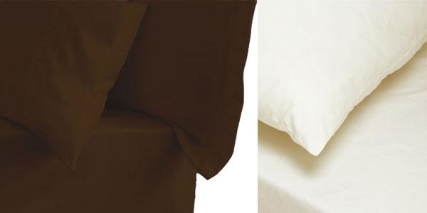 Sábanas de algodón egipcio 100% de 400 hilos baratas en eBay