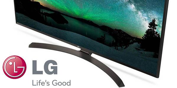 Smart TV LG 43UJ634V UHD 4K barato