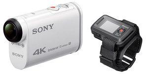 Cámara deportiva Sony Action Cam FDR-X1000VR 4K