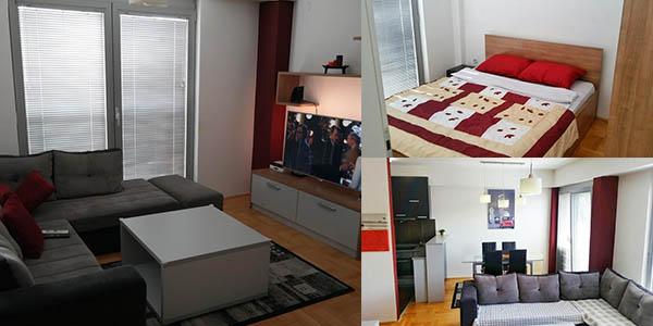 Ver apartamento Studio A4 Crniche Skopje oferta