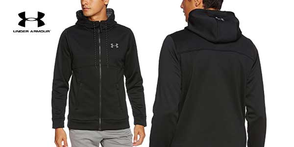 Sudadera Under Armour Storm AF Icon Full Zip Hoodie chollo en Amazon