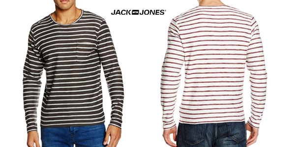 Suéter Jack & Jones Jortribeca Sweat Crew Neck para hombre barato