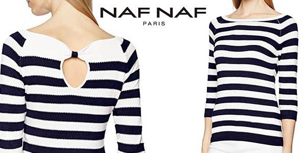 suéter Naf Naf Marina 1 para mujer barato