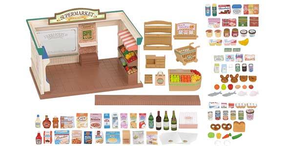 Supermercado Epoch Sylvanian Families chollazo en Amazon