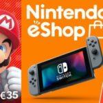 Tarjeta Nintendo eShop barata