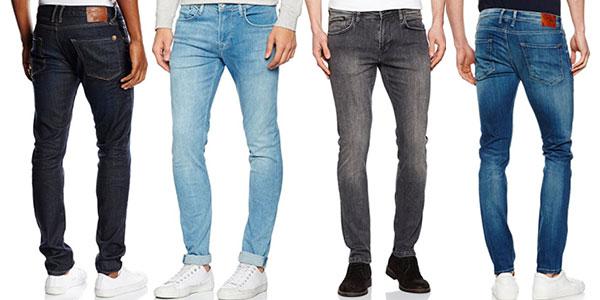 Chollazo Vaqueros Pepe Jeans Finsbury para hombre por sólo