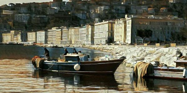 viaje Nápoles otoño presupuesto low cost
