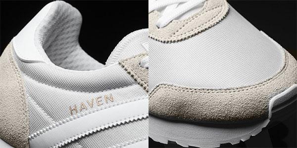 zZapatillas Adidas Haven blancas rebajadas