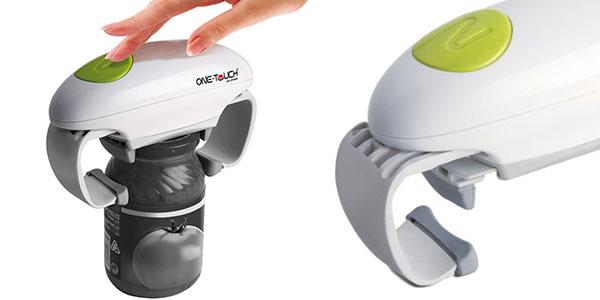 Abrebotes eléctrico One Touch 4009 barato