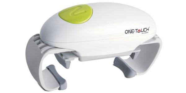 Abrebotes eléctrico One Touch 4009 al mejor precio