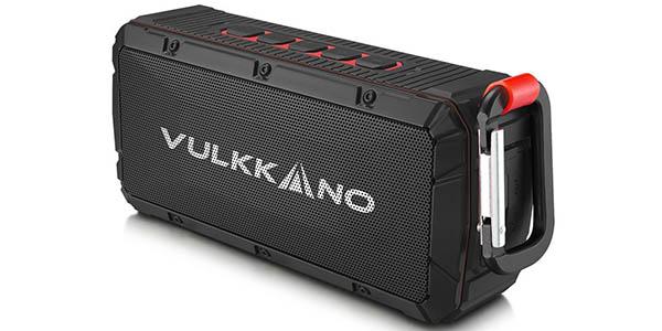 Altavoz Bluetooth portátil Vulkkano Bullet