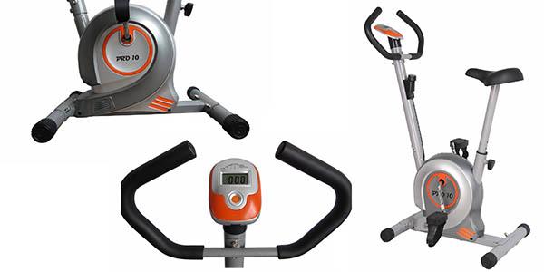 bicicleta estática PRO10 relación calidad-precio brutal