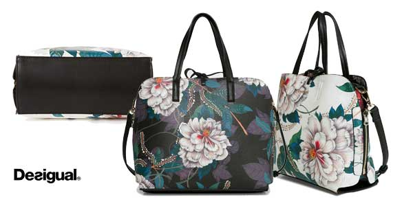 Bolso Desigual Hamar Troy chollo en Amazon