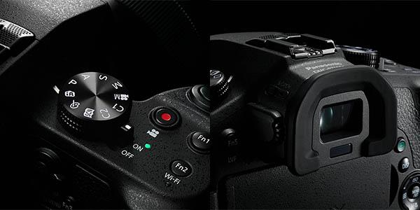 Panasonic DMC FZ1000 de 20.1 MP con vídeo 4K