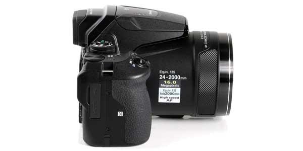 Cámara digital Nikon COOLPIX P900 barata en eBay