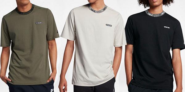 Camiseta de manga corta Nike Sportswear Air Max para hombre barata