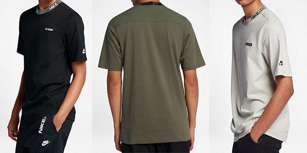Camiseta Nike Sportswear Air Max para hombre en 3 colores rebajada