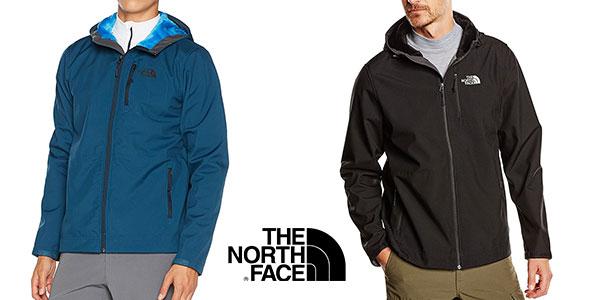 Chaqueta The North Face Durango M en color azul o negra para hombre barata