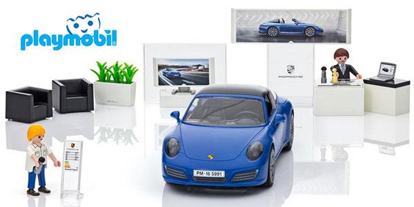 Coche Porsche 911 Targa 4S (5991) de Playmobil barato