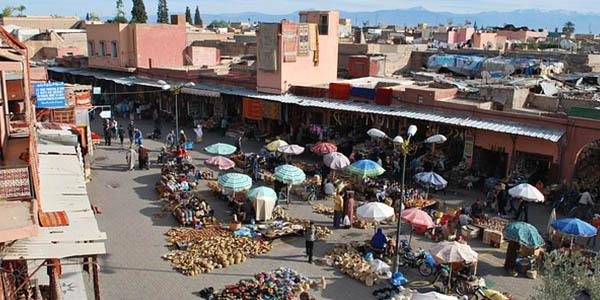 escapada a Marruecos invierno octubre 2017