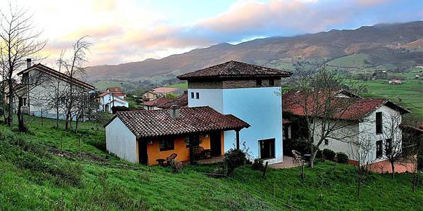 escapada rural a Asturias chollo