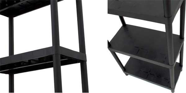 Estantería Keter Sigma 12 en resina ideal exterior chollazo Amazon