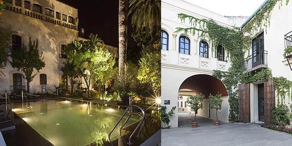 fin de semana de lujo en Andalucía en pareja con SPA