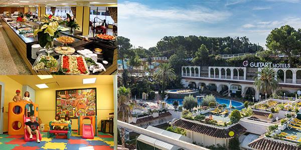 Guitart Hotel Costa Brava Alojamiento en familia