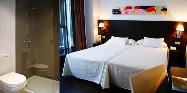 hotel Sercotel Plana Parc alojamiento
