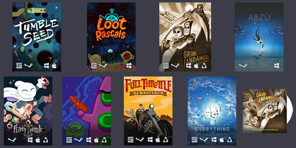 Humble Day of the Devs Bundle